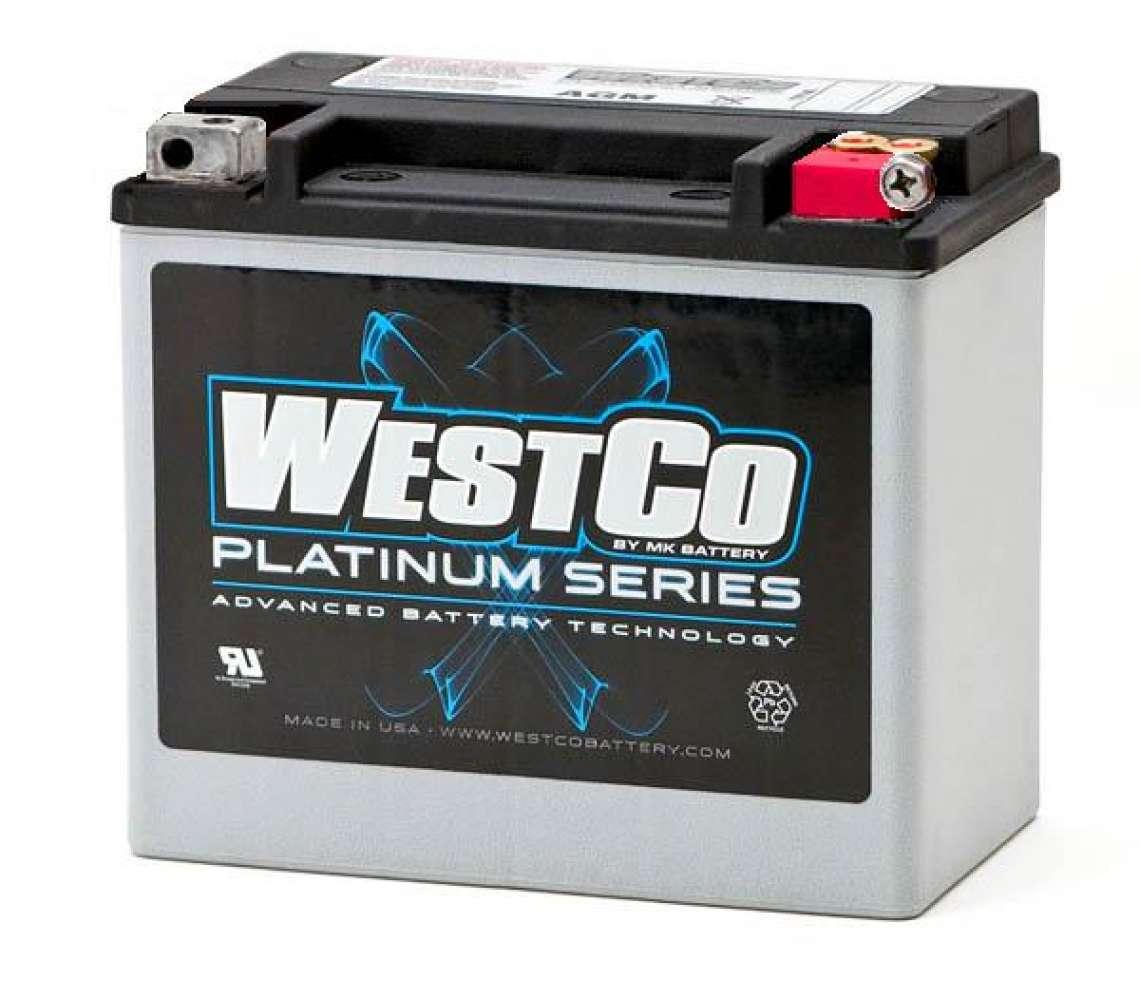 westco wcp20l mk svr20l battery for harley davidson. Black Bedroom Furniture Sets. Home Design Ideas