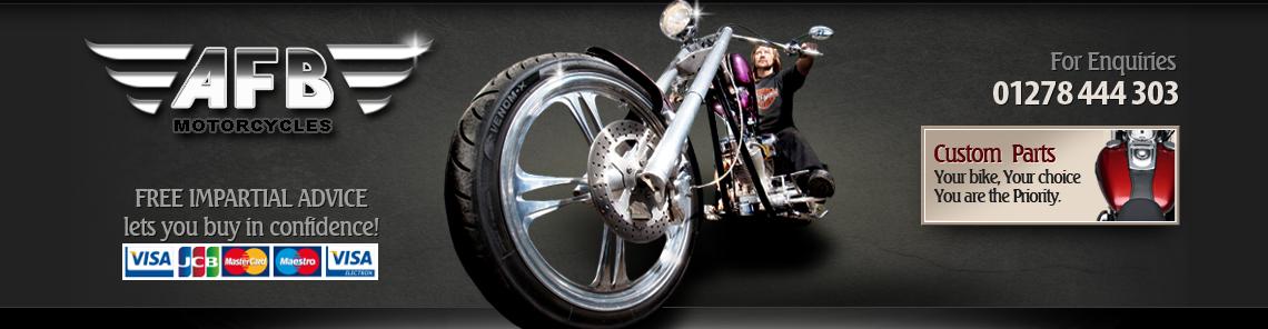 harley davidson custom motorcycles, motorbike parts & spares