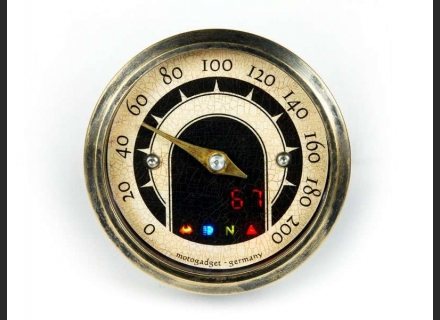 Instruments, Clocks & Gauges