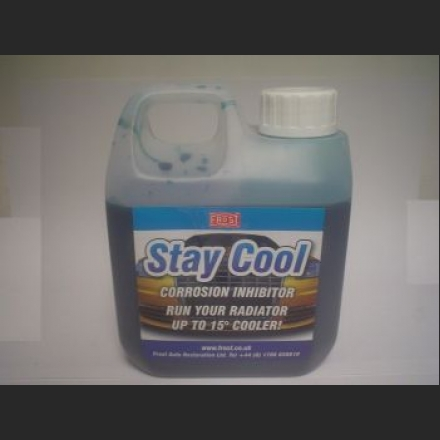 Stay Cool, Coolant/Water Additive