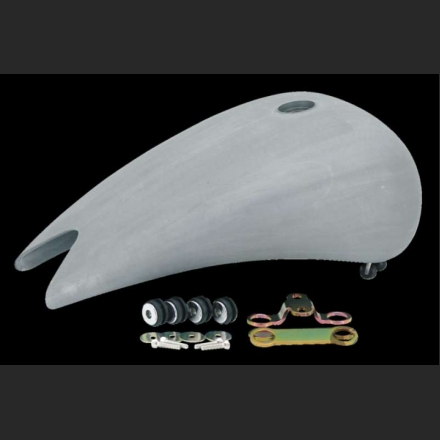"Cruise Speed 2"" Stretched Tank For Softail Evo Harley-Davidson"