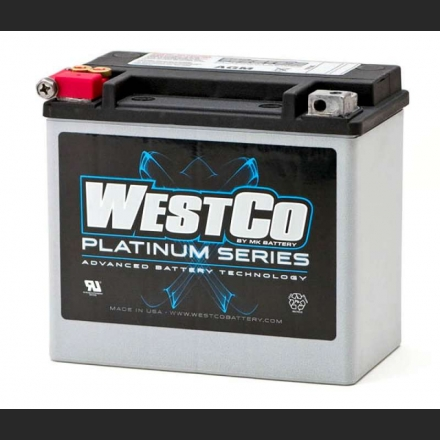 West Co WCP 20 Battery for Harley-Davidson