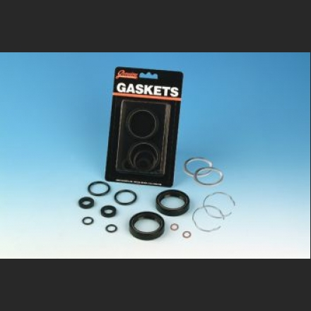 James Gasket's 39mm Fork Oil Seal Kit for Harley-Davidson