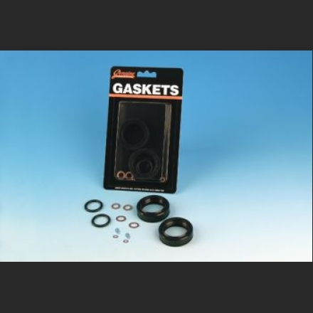 James Gasket's 35mm Fork Oil Seal Kit for Harley-Davidson