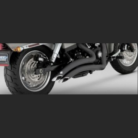 Vance & Hines Big Radius 2 into 2 Exhaust 2006-11