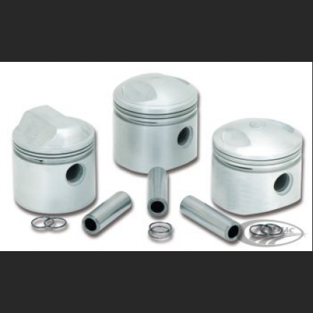 Budget Replacement Pistons Evo Harley