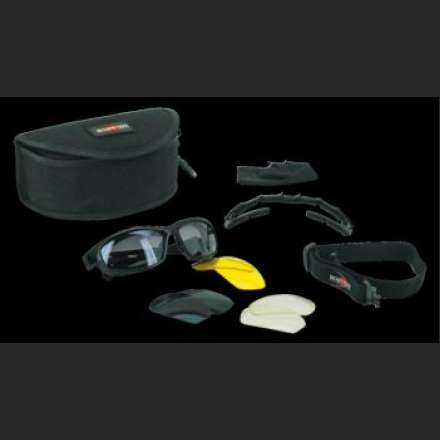 BOBSTER ROAD HOG II CONVERTIBLE GOGGLES 744354