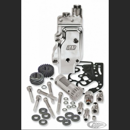 S&S Billet Aluminium Oil Pump For 92-99 BT