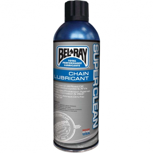 Bel-Ray Super Clean Chain Lubricant 400ml