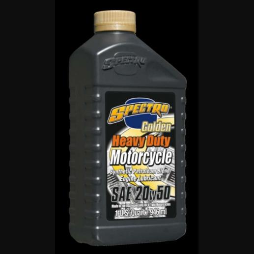 Spectro 20w50 motor oil for Motor oil for motorcycles